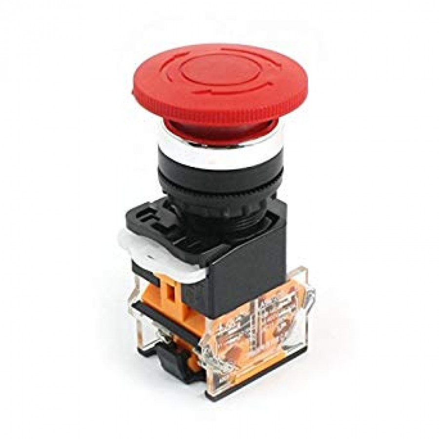 Switch Emergency Push Button 22mm