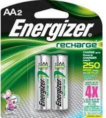Battery Energizer 2 AA
