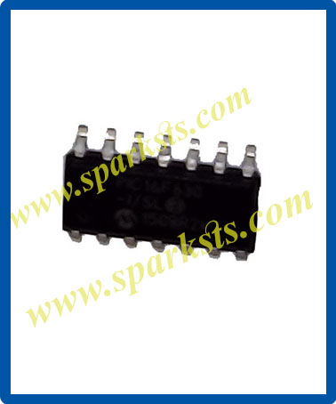 PIC16F630 SMD